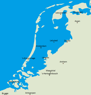 the_netherlands_compared_to_sealevel